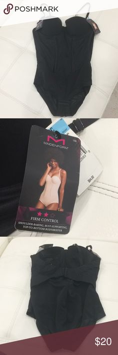 Maidenform Shape Wear. Size 38C Maidenform Shape Wear. Size 38C. Maidenform Intimates & Sleepwear Shapewear