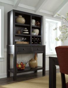 Ashley | Gavelston Buffet U0026 Hutch Instead Of Bookshelf. Dining Room ...