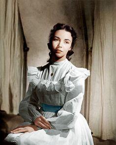 """Jennifer Jones in """"Portrait of Jennie"""" (1948)"""