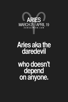aries the daredevil