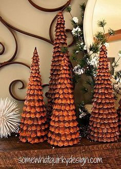 Pretty Pine Cones Decorating Ideas Made Easys Clipboard On Hometalk