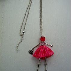 Kette Püppiletta pink