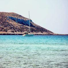 Simos beach of Elafonisos, in Greece!