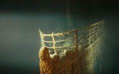 Titanic Underwater Photo