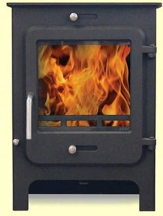 Wood Fuel, Multi Fuel Stove, Log Burner, Wood Burning, Hearth, Clarity, Stoves, Fireplaces, House