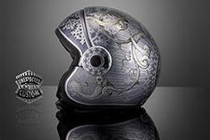 casco custom helmet edenbaum