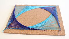 Looking for an engaging way to slip in a little math at home with the kids? How about making a beautiful piece of string art like the one above? String art is instantly captivating to kids because of...