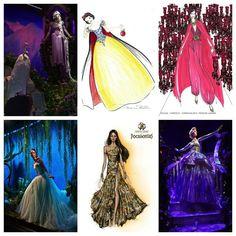 Disney princess designs