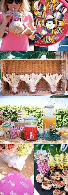 1000 Images About Luau Ideas On Pinterest Party Hawaiian Party And Food