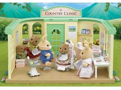 Catalogue|Sylvanian Families Country Doctor Set