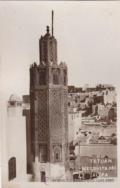 Tetuan (Marruecos), mezquita del Jalifa