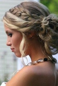 Prom Updo Hairstyles For Pictures 6 Of 20 Braid Updo Hair Styles For Wedding Or Prom