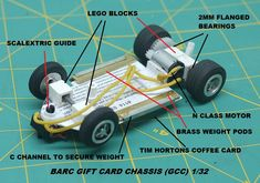 Home Racing World • View topic - 1/32 CHASSIS BUILD
