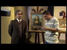 Da Vinci was an Indian sketch - Goodness Gracious Me - BBC Comedy One of the best clips from a very, very funny show!