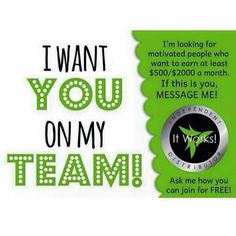 I'm getting my bonus! !! Are you getting a bonus? My team is amazing www.lorrainewrap.myitworks.com Text bonus to (586)935-2593 if you want to join me in a $500 bonus! Follow me on Facebook@ Wrapping With Lorraine