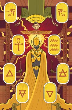 DOCTOR FATE #9 Written by PAUL LEVITZ Art and cover by SONNY LIEW