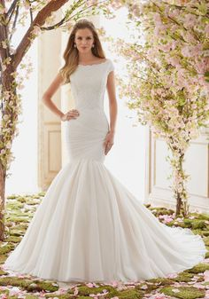 80c4d6d71588 Wedding Dresses and Bridal Gowns by Morilee designed by Madeline Gardner.  Extravagant Soft Net Wedding
