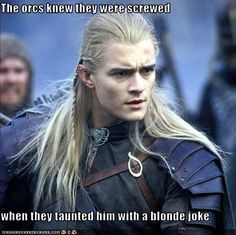 """Bloom will reprise his role from Mr. Jackson's """"Lord of the Rings"""" movies as the elf Legolas, even though that character doesn't appear in J. Tolkien's original """"Hobbit"""" novel. Hobbit 2, Jackson, J. R. R. Tolkien, Jeremy Sumpter, Into The West, Liam Hemsworth, Middle Earth, Lord Of The Rings, Tom Cruise"""