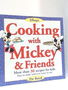 Cooking with Mickey  Friends ** Check out this great product-affiliate link.