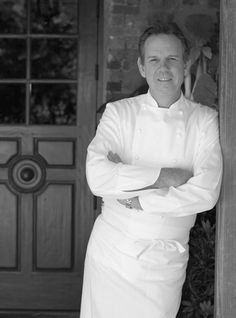 Chef Thomas Keller; Creator of Per Se in NY and the French Laundry. Beautiful wonderful man. <3