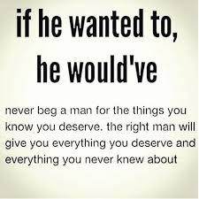 A Man Will Change For The Right Woman Quote