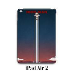 Iron Man Flying iPad Air 2 Case Cover
