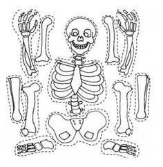 skeleton coloring pages - Free Large Images | Coloring Pages ...