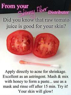 Tomatoe mask
