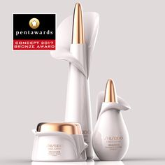 The world's leading packaging design competition. This globally accredited award is the definitive symbol of creative excellence in packaging. Perfume Packaging, Cosmetic Packaging, Beauty Packaging, Bottle Packaging, Packaging Design, Cosmetic Containers, Cosmetic Bottles, Pink Bottle, Cosmetic Design