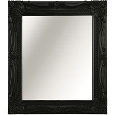 Espelho Grande Preto