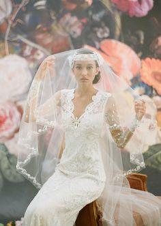 Designer: Claire Pettibone | Photography: Elizabeth Messina