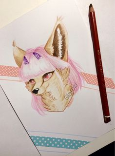 watercolor head of my Siarczi I can make it as commission :3 #rysunek #furry #artist_from_poland #furryart #furryfox #fursona #furrycute #furryfaces #portrait #furries #furryoc #furrygirl #oc #originalcharacter #deviantart #cutedrawing #kawaii #kawaiidrawing #drawing #mydrawing #pastelgoth #pastelgothgirl #commission #fursonaart #furryfandom #myart #watercolor #hobby #fox #paint #painting