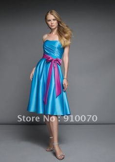 Maid of Honor Dresses 2012