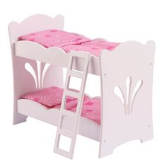 KidKraft Doll Bunk Bed/