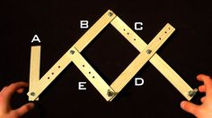 Art as Science - How To Make A Pantograph - Scale Down / Up (Magnification)