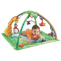 Beautiful Baby Tunnel Gym