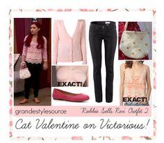 cat valentine outfits winter - cat valentine outfits - cat valentine outfits victorious - cat valentine outfits for school - cat valentine outfits sam and cat - cat valentine outfits winter - cat valentine outfits victorious style Preppy Outfits, Winter Outfits, Cute Outfits, Fashionable Outfits, Cat Valentine Outfits, Cat Valentine Victorious, Victorious Cat, Teen Fashion, Fashion Outfits