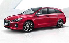 Herunterladen hintergrundbild hyundai i30 wagon, 2018, rot i30, neue autos, neue i30 kombi, koreanische autos, hyundai