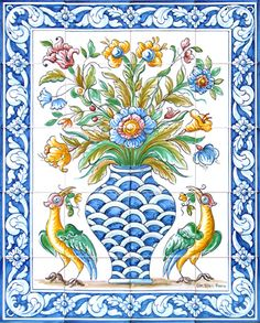 murales tiles portugueses - Pesquisa Google