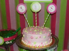 Spa Party Birthday Party Ideas   Photo 8 of 24