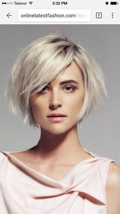 Short Shaggy Bob Hairstyles 46 - Hairstyles Fashion and Clothing Shaggy Bob Hairstyles, Bob Hairstyles 2018, Short Hairstyles For Women, Bob Haircuts, Summer Hairstyles, Oval Face Hairstyles Short, Blonde Hairstyles, Funky Hairstyles, Beautiful Hairstyles