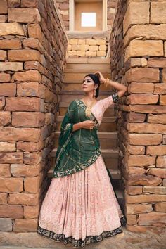 Top Most Featured Gujarati Bridal Lehenga Collection by Annu's Creations
