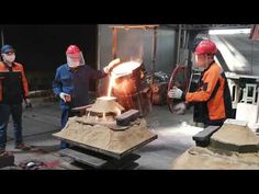 3D printing sand casting at field factory VID 20210129 102736 Sand Casting, 3d Printing, The Creator, It Cast, Prints, Impression 3d