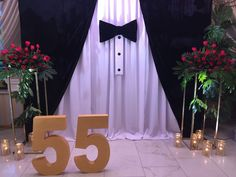 Ideas Birthday Decorations For Men Party Decor Elegant Birthday Party, 50th Birthday Party, Man Birthday, Birthday Celebration, Mens 40th Birthday Ideas, Birthday Backdrop, Party Kulissen, Man Party, Birthday Decorations For Men