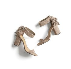 Spring Stylist Picks: Tassel sandals