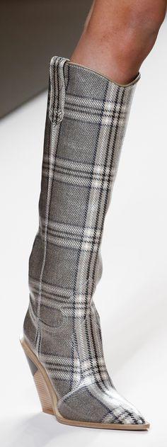 Fendi Cowboy Boots 2018