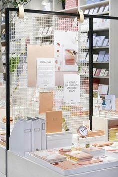 kikki.K Store by Dalziel & Pow