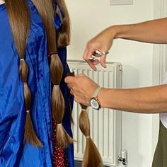 We Love to Cut Her Hair Long Hair Ponytail, Ponytail Hairstyles, Indian Hair Cuts, Long Hair Cuts, Long Hair Styles, Cut Her Hair, Indian Hairstyles, Braids, Beauty