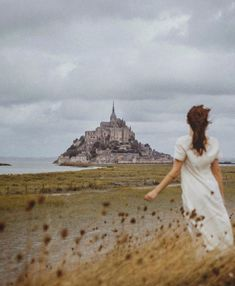 """Hello City Lover on Instagram: """"Mont-saint-Michel France Image by @monalogue  #hellocitylover"""""""
