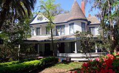 Daffodale House in Florida!  MUST READ! Haunted Journeys - 5 of the Most Haunted in Florida USA: Haunts of the Sunshine State!